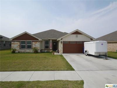 Copperas Cove Single Family Home For Sale: 3421 Plains