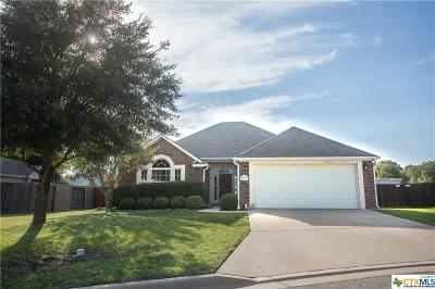Temple Single Family Home For Sale: 5608 Aberdeen