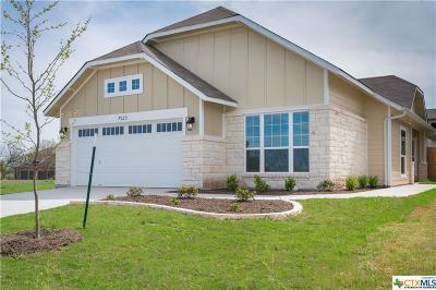 Temple Single Family Home For Sale: 7523 Buffalo Grass Drive
