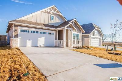 Temple Single Family Home For Sale: 7512 Buffalo Grass Drive