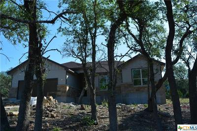 Canyon Lake Single Family Home For Sale: 710 Lazy Oaks Drive