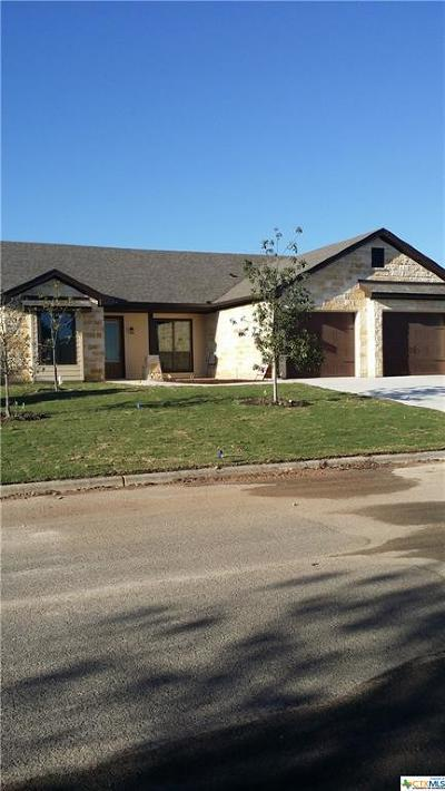 Bell County, Coryell County, Lampasas County Single Family Home For Sale: 2107 Rocky Mountain