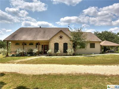 Wimberley Single Family Home For Sale: 210 Sandy Point
