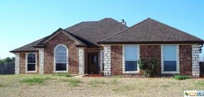 Copperas Cove Single Family Home For Sale: 115 Coleton Drive