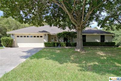 Seguin Single Family Home For Sale: 113 Whitetail Hollow