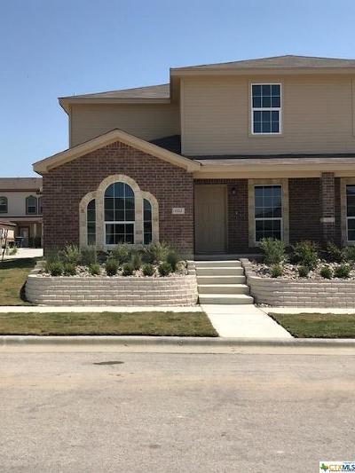 Killeen TX Single Family Home For Sale: $186,900