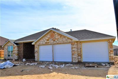 Temple TX Single Family Home Pending w/Option: $234,000