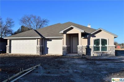 Temple TX Single Family Home For Sale: $228,900
