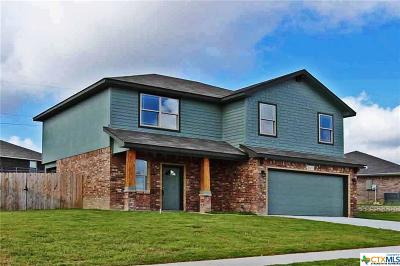 Copperas Cove Single Family Home For Sale: 2801 Curtis Drive