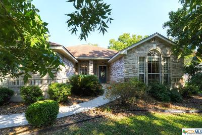Seguin Single Family Home For Sale: 136 Plantation Drive