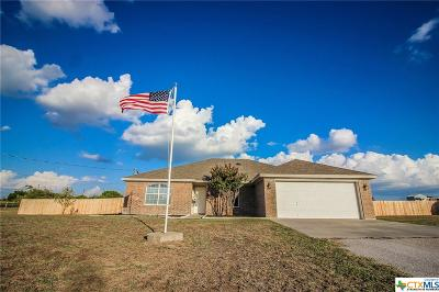 Copperas Cove TX Single Family Home For Sale: $169,500