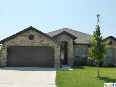 Temple Single Family Home For Sale: 7909 Broken Spoke Drive