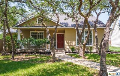 San Marcos Single Family Home For Sale: 2040 North View
