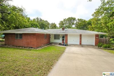 Belton Single Family Home For Sale: 1305 Live Oak