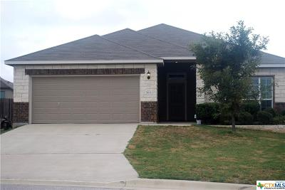 Temple Single Family Home For Sale: 7401 Amber Meadow Loop