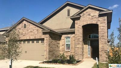 New Braunfels Single Family Home For Sale: 328 Lillianite Drive