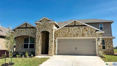 New Braunfels Single Family Home For Sale: 332 Lillianite