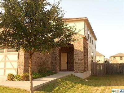 Temple Single Family Home For Sale: 9208 Sage Valley Drive