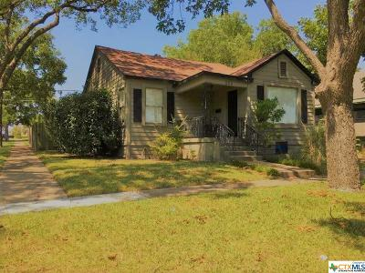 Temple Single Family Home For Sale: 204 North 7th
