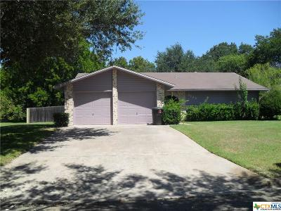 Temple Single Family Home For Sale: 2102 Carnation Lane