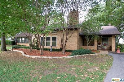 Belton Single Family Home For Sale: 3120 Wooded Acres Road