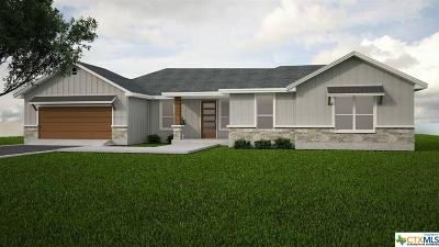 New Braunfels Single Family Home For Sale: 1293 Estate Drive