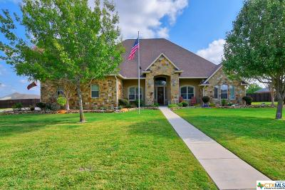 New Braunfels Single Family Home For Sale: 211 Ranch Estates Boulevard