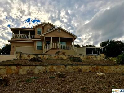 Canyon Lake Single Family Home For Sale: 1275 Canyon Lake
