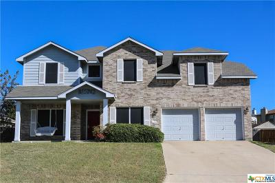 Harker Heights Single Family Home For Sale: 111 Iowa Drive