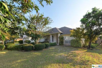 New Braunfels Single Family Home For Sale: 1247 Vista Bonita