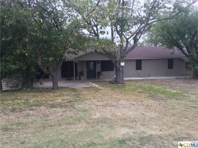 Belton Single Family Home For Sale: 2293 Old Golf Course