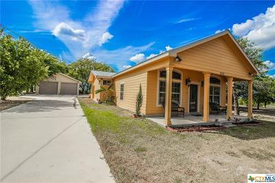 Temple TX Single Family Home For Sale: $250,000