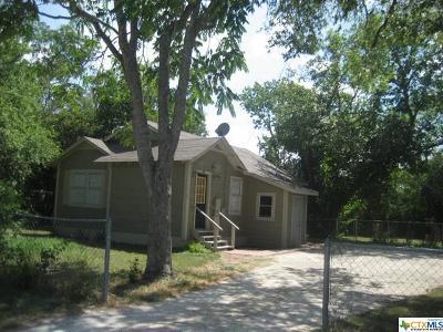 McQueeney Single Family Home Pending Take Backups: 122 Zipp Avenue