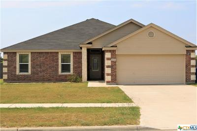 Copperas Cove TX Single Family Home For Sale: $164,500