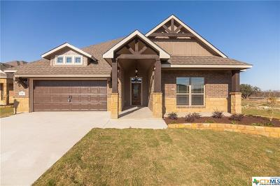 Belton Single Family Home For Sale: 440 Comal Cove