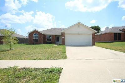 Killeen TX Single Family Home For Sale: $95,500