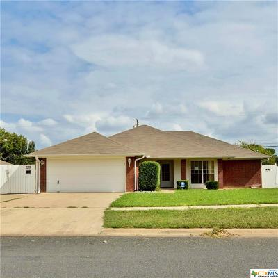 Killeen TX Single Family Home For Sale: $91,000