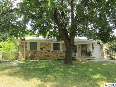 Harker Heights Single Family Home For Sale: 1700 Harley