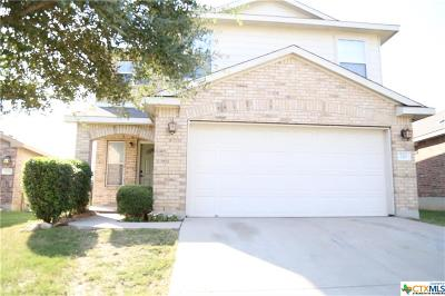 Temple Single Family Home For Sale: 710 Sugar Brook