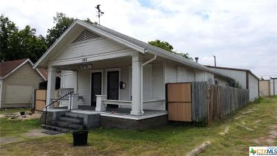 Temple Single Family Home For Sale: 1213 Avenue G