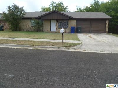 Copperas Cove Single Family Home For Sale: 930 Randa Avenue