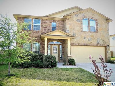 Copperas Cove Single Family Home For Sale: 1904 Terry Dr
