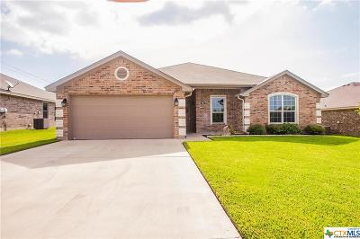 Temple TX Single Family Home For Sale: $194,500