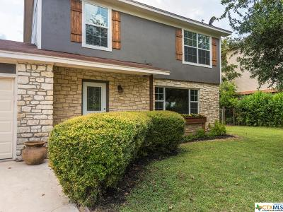 San Marcos Single Family Home For Sale: 137 Bogie