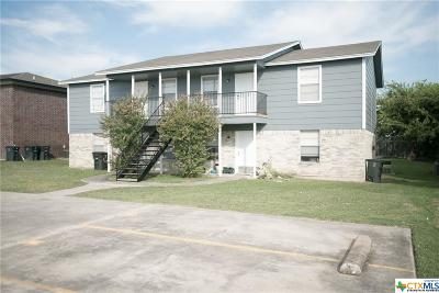 Killeen Multi Family Home For Sale: 2012 Cedarhill