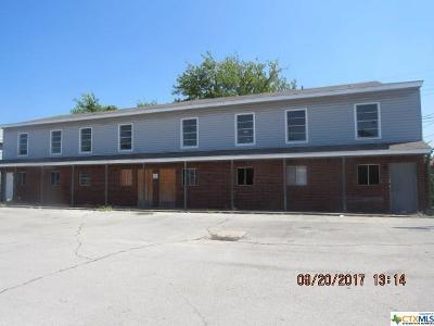 Copperas Cove TX Multi Family Home For Sale: $74,000