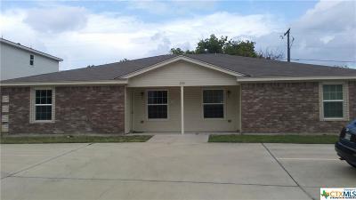 Killeen TX Multi Family Home For Sale: $165,000