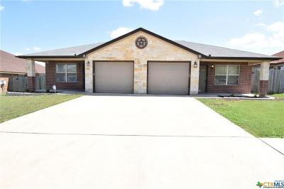 Killeen Multi Family Home For Sale: 906 Yi Drive
