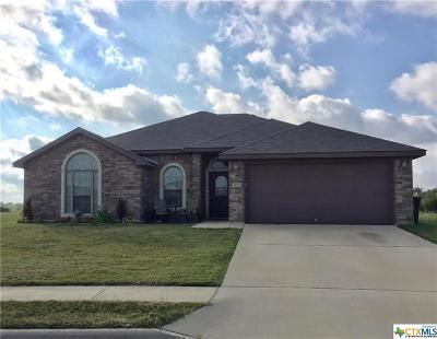 Killeen Single Family Home For Sale: 402 Belo Drive