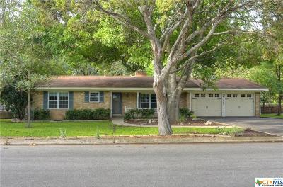 New Braunfels Rental For Rent: 306 Lakeview Terrace